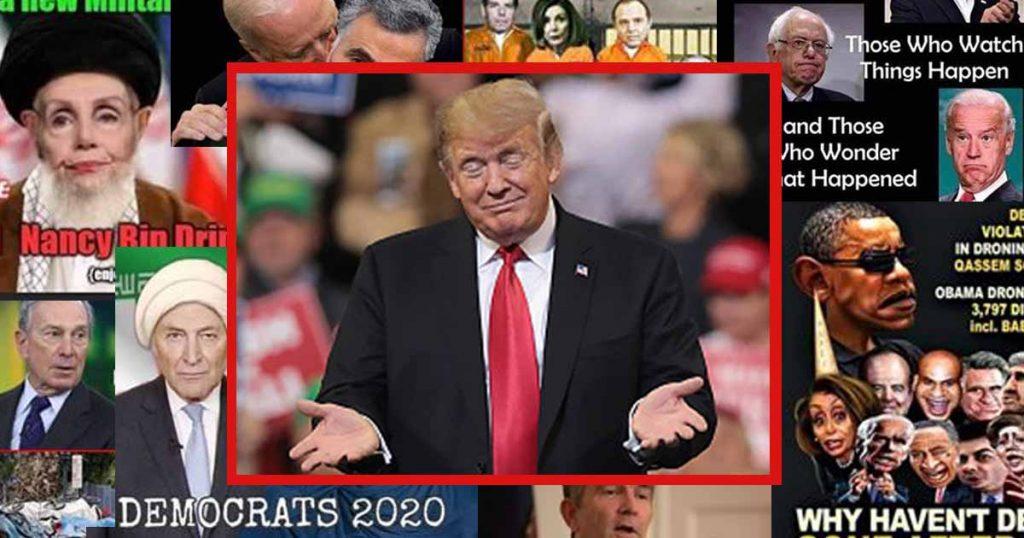 Russian Troll Memes | Trump 2020
